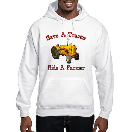Ride a Farmer Hooded Sweatshirt
