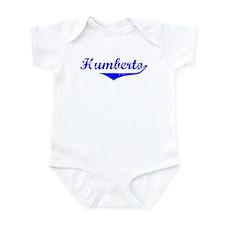 Humberto Vintage (Blue) Infant Bodysuit