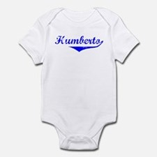Humberto Vintage (Blue) Infant Bodysuit