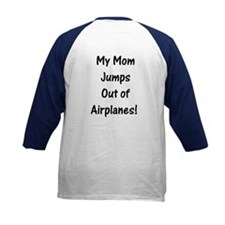 Tee Mom Jumps Out of Planes