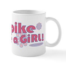 I Spike Volleyball Mug