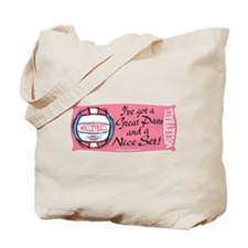 Great Pass Nice Set Tote Bag