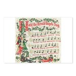 Hark! The Herald Angels Sing Postcards (Package of