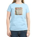 Hark! The Herald Angels Sing Women's Light T-Shirt