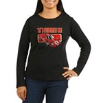 1967 Ford Mark IV Women's Long Sleeve Dark T-Shirt