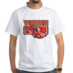 1967 Ford Mark IV White T-Shirt