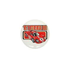 1967 Ford Mark IV Mini Button