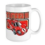 1967 Ford Mark IV Large Mug