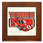 1967 Ford Mark IV Framed Tile