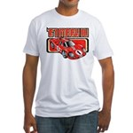 1967 Ford Mark IV Fitted T-Shirt