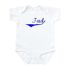 Tad Vintage (Blue) Infant Bodysuit