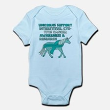 Unicorns Support Interstitial Cystitis C Body Suit