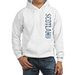 Scotland Stamp Hooded Sweatshirt