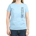 Scotland Stamp Women's Light T-Shirt