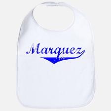 Marquez Vintage (Blue) Bib