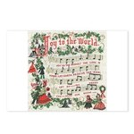 Joy to the World Postcards (Package of 8)