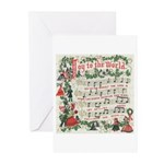 Joy to the World Greeting Cards (Pk of 20)