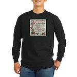 Joy to the World Long Sleeve Dark T-Shirt