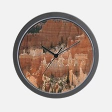 Helaine's Bryce Canyon Wall Clock