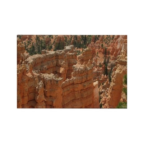 Helaine's Bryce Canyon Rectangle Magnet (10 pack)