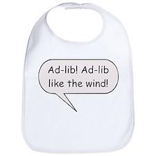 Ad-Lib! Ad-Lib Like the Wind! Bib