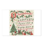 O Tannenbaum Postcards (Package of 8)