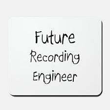 Future Recording Engineer Mousepad