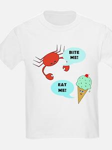 EAT ME BITE ME T-Shirt