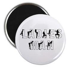 Ladies Man Magnet