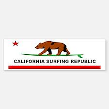 California Bear Bumper Bumper Bumper Sticker