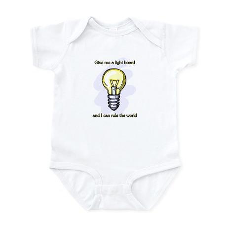 Give me a Light Board... Infant Bodysuit