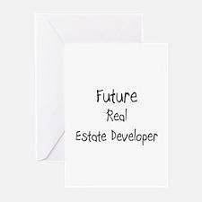 Future Real Estate Developer Greeting Cards (Pk of