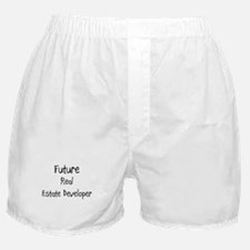 Future Real Estate Developer Boxer Shorts