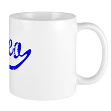 Matteo Vintage (Blue) Small Mug