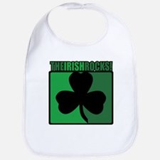 The Irish Rocks! Bib