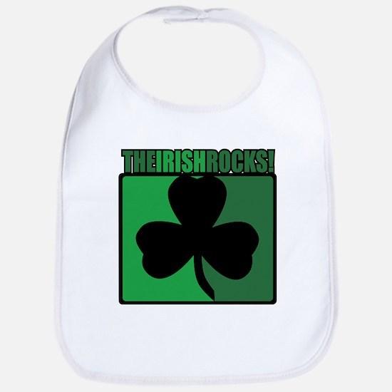 The Irish Rocks! Bib