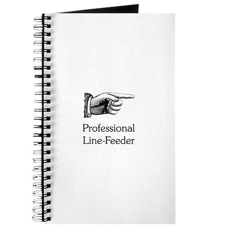 Professional Line-Feeder Journal