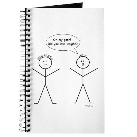Stick Figure Weight Loss Journal