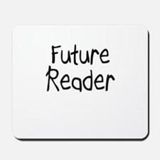 Future Reader Mousepad