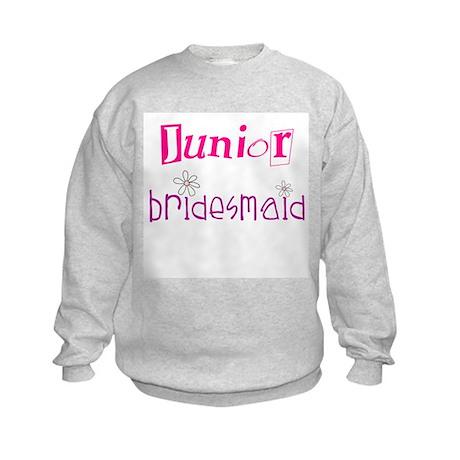 Junior Bridesmaid Kids Sweatshirt