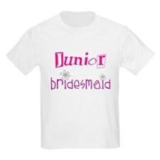 Junior Bridesmaid T-Shirt