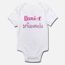 Junior Bridesmaid Infant Bodysuit