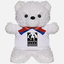 W.W.D.O. Teddy Bear