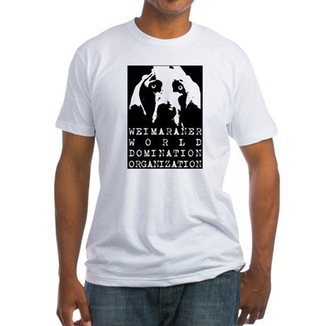 W.W.D.O. Fitted T-Shirt