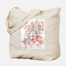 Life Line Vitality Tote Bag