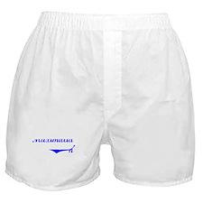 Maximillian Vintage (Blue) Boxer Shorts