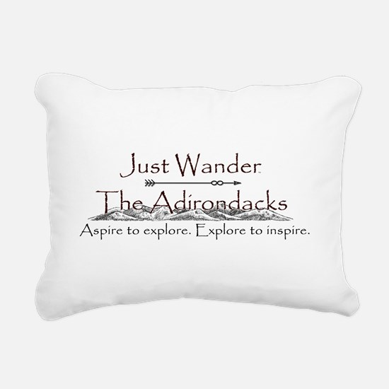JW Adirondack Rectangular Canvas Pillow