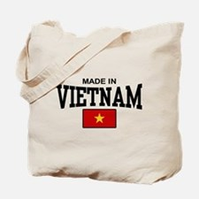 Made in Vietnam Tote Bag