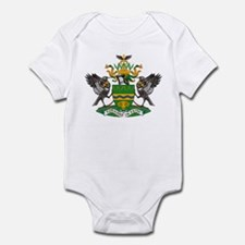 Wagga Wagga Coat of Arms Infant Bodysuit