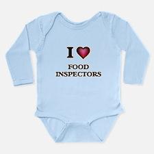 I love Food Inspectors Body Suit
